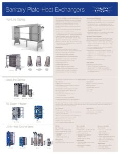 Alfa Laval Plate Heat Exchanger Poster - Centrex Technical
